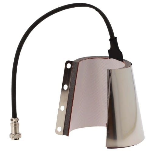 MB TECH - Elément chauffant diamètre 5,7-6,7 cm et   8,9-9,6 cm conique pour presse à Mug 6MPM170M (réf. TMPS067)