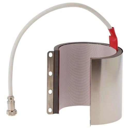TRANSMAX - Elément chauffant diamètre 7,5-8,6 cm pour presse à Mug 6MPM170M (réf. TMPS067)