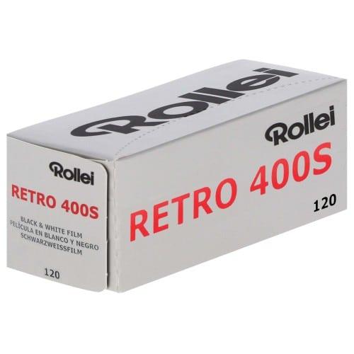 RETRO 400 - Format 120 - à l'unité