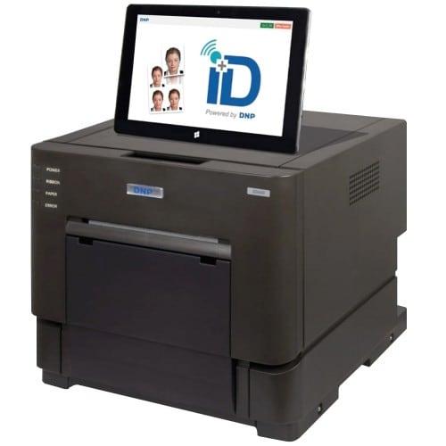 DNP thermique ID+ système d''impression de photos d''identité *