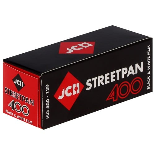 JCH Street Pan 400 - 120