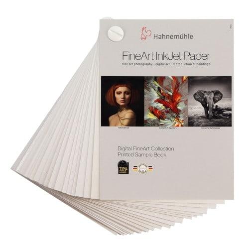 - Sample Book - FineArt - A6