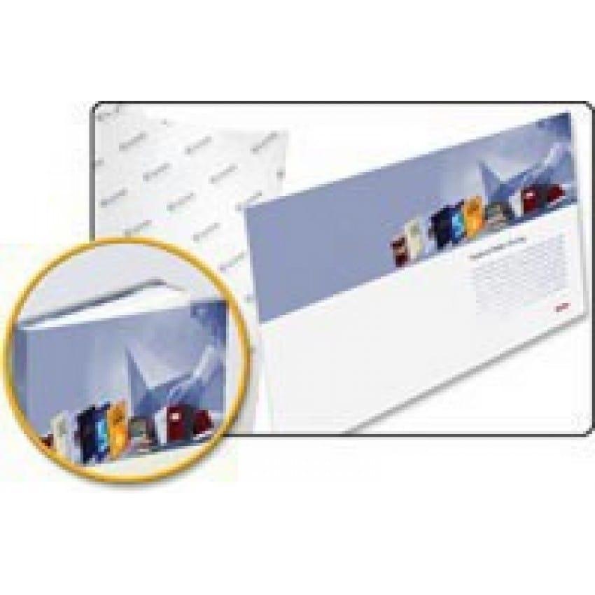 Papier FASTBIND adhésif  imprimable jet d'encre 329 x 530 mm - Boîte de 50 feuilles