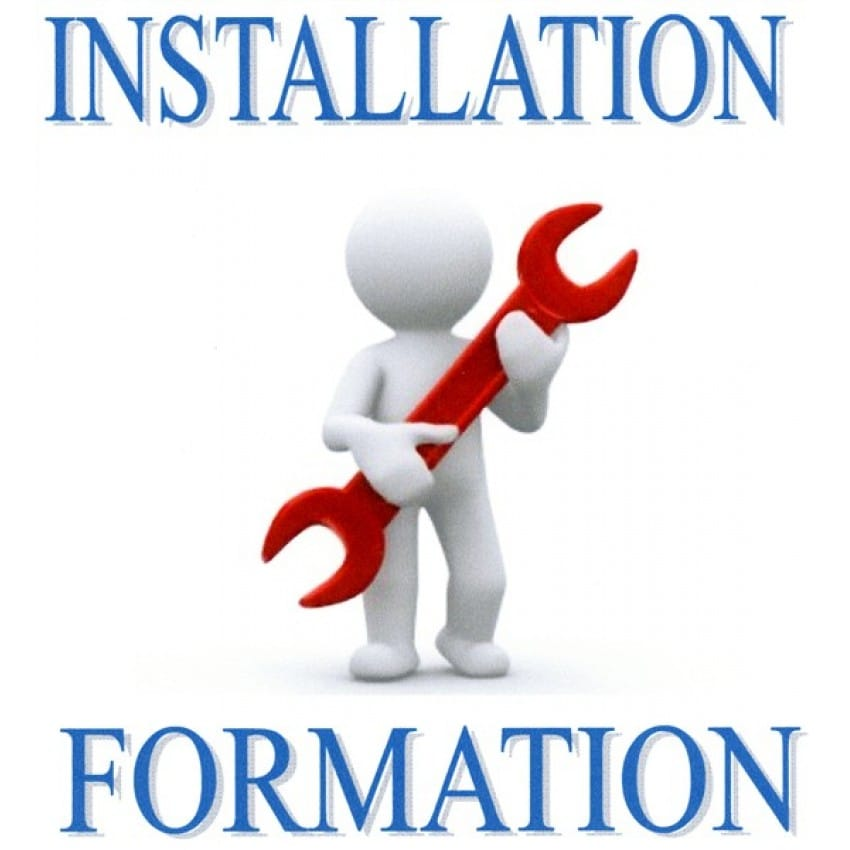 Service MB TECH Forfait installation et formation