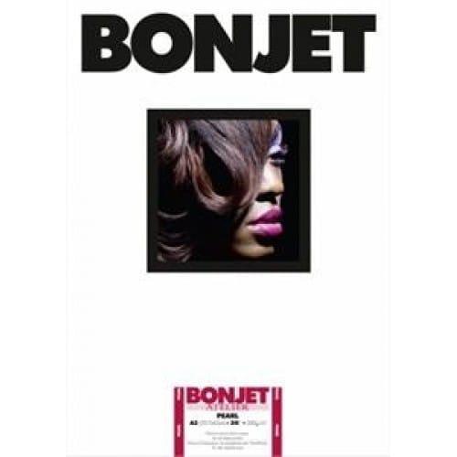 Papier jet d'encre BONJET BONJET ATELIER papier perlé 300g  A4 - 500 feuilles