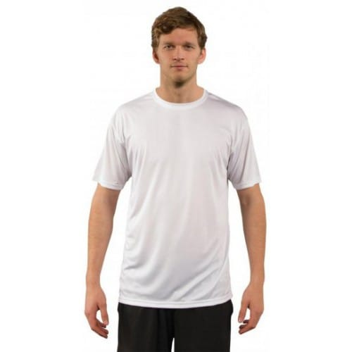 T-shirt TECHNOTAPE Homme ANTI UV - 100% polyester - Taille S