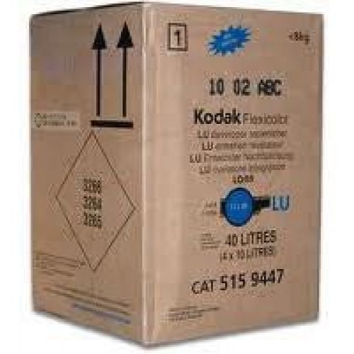 C-41 RA KODAK Entretien Révélateur N1 (Pour 4x10L) 6802102 FLEXICOLOR