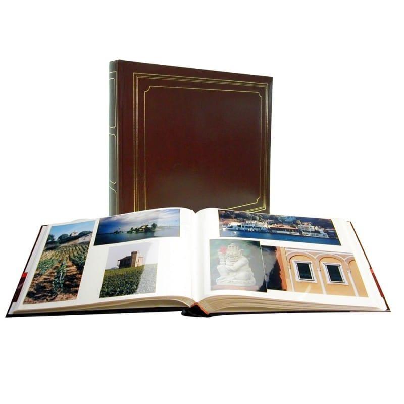 Album photo adhésif, pages autocollantes